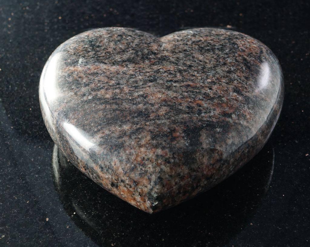 Granit herz